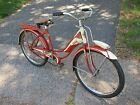 VINTAGE COLUMBIA BICYCLE 3 GOLD STAR DELUXE 1951 26 inch LOCAL PICKUP ONLY