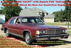 1984 Mercury Grand Marquis Second Owner $100 Off Final Bid Price to The First Bidder ONLY If He Wins, 77K+ Orig Miles!