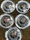 Original Vintage Chevrolet Hubcaps Wheel Covers