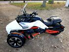 2015 Can-Am Spyder  2015 Can Am Spyder F3S-SE6