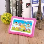 "7"" Tablet PC for Education Kids Children Android 4.4 Quad Core 8GB Camera Lot LK"