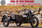 Ural  Only 25 Available Custom Exhaust Powder Coated Drivetrain Financing & Trades
