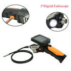 "High Quality 3.5"" LCD Borescope USB Endoscope Inspection Camera 8.2mm Good Help"