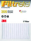Filtrete 302DC-6 Dust Reduction Filter, 20 in L x 20 in W x 1 in T