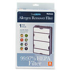 Replacement Modular HEPA Filter for Air Purifiers, 10 x 6 1/2 x 2