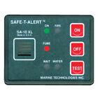 SAFE T ALERT GAS VAPOR ALARM FUME, FIRE, BILGE WATER