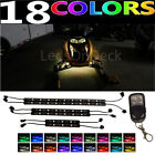 Remote Control LED Snowmobile Glow Lights Kit Arctic Cat ProCross F1100 F800