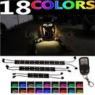 Million Color LED Snowmobile UnderGlow Lights Kit Arctic Cat M6000 M8000 M9000
