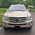 2007 Mercedes-Benz GL-Class Base Sport Utility 4-Door 2007 Mercedes-Benz GL450 4Matic AWD Sport Utility 4-Door 4.7L 7-Seater SUV Gold