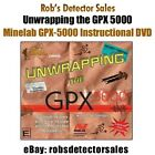Unwrapping the GPX 5000 DVD by Jonathan Porter - Minelab GPX 5000 Instructional