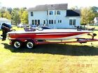 Champion Bass Boat