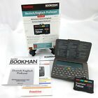 Franklin Bookman MWD-440 with German English Dictionary Card & Complete Manuals