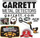 2016 GARRETT ACE 300 METAL DETECTOR - AUTHORIZED GARRETT DEALER *IN STOCK TODAY
