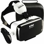 VR Virtual Reality Headset with Trigger / Headphone / Remote Controller and Hard