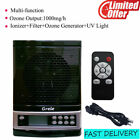 NEW Fresh Air Purifier Ionic Ionizer Ozone Generator Odor Cleaner Home Room CE
