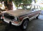 1981 Jeep Wagoneer LIMITED 1981 Jeep Wagoneer 4X4 Limited Rebuilt Engine Restored Exterior New Interior