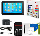 9 Android 4.4 Tablet PC Quad Core 8GB Wi-Fi Dual Camera with Keyboard Bundle