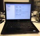 "Dell Latitude E6410 14"" Core i7 2.67 GHz  Laptop No HDD 6GB RAM *See details"