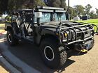 1900 Hummer H1  hummer h1 humvee hmmwv Alpha Ops AT-RV 2008 duramax motor 6 speed allison trans