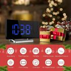 MPOW Digital LED Projector Projection Clock Multifunction FM Radio USB Charging