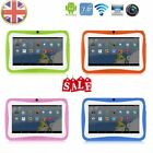 """7"""" Kids Tablet PC 1.5GHZ Quad Core 8GB WIFI Android Tablet 1024x600 Screen NEW t"""