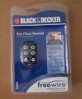 Black & Decker Key Chain Remote Wireless Home Control FWKR
