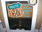 ROUTE 66 WALL CLOCK- GET YOUR KICKS ON AMERICAS MAIN STREET- TIME FOR YOU