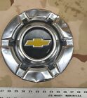 (1) 68-72 Chevy Pickup Truck Dog Dish Wheel Hub Cap OEM 1500 Chevrolet