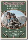 Winchester Big Game Rifle 911 Ammunition  Sold everywhere Repeating Arms Cabin