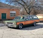 1969 AMC Other  1969 AMC Rambler Rebel Wagon patina hotrod