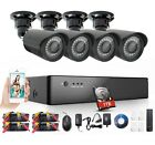 Rraycom Security Camera System 8 Channel 1080H HDMI DVR 4 2000TVL...