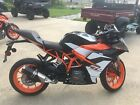 2017 KTM RC390 RC 390  BRAND NEW 2017 17 KTM RC390 RC 390 SPORTBIKE BUY IT NOW ONLY $4999
