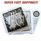 OFFICIAL SUBLIME 50g. x .01g Calibrated Digital Scale! LIMITED PLATINUM SERIES!
