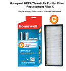 Honeywell HEPA Clean Replacement Filter, 2 micron, Filter C, Tower Air Purifier