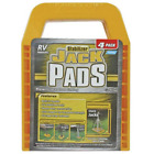 Stabilizer Jack Pads Leveling 4 Pack Camper Trailer RV Camco
