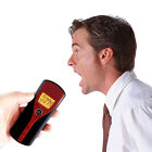 Professional Digital LCD Display Alcohol Breathalyzer Breath Tester NEW CW