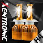 Cree LED Headlight Kit H4 HB2 9003 200W 20000LM 6500K Low Beam Fog Bulb HID