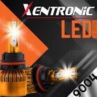 XENTRONIC LED HID Headlight kit 9004 HB1 6000K for 1992-1993 Volkswagen Fox