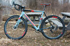 cannondale superx Force 1 2017 Great condition.