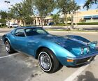 1970 Chevrolet Corvette stingray 1970 corvette stingray 350 matchings numbers 4 speed t tops runs great