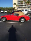 1967 Austin Healey 3000 Convertible 1967 Austin Healy 3000 Convertible
