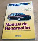 6030 # Renault 19 (1993 Manual taller y tiempos de repair