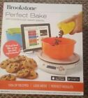NEW Brookstone Perfect Bake App Controlled Smart Baking Scale Kit