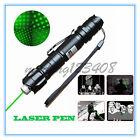 Professional 532NM 8000M High Power Green Laser Pointer Light Pen Lazer Beam 5mW