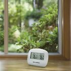 Wireless Weather Thermometer Indoor Outdoor Temperature LCD Display NEW