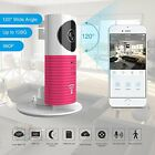 Webcams Clever Dog 2nd Generation 960P 120Wide Angle Lens Wireless Security Wifi