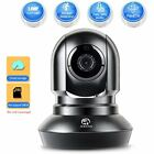 Dome Cameras 1080P IP Security Megapixel Network Surveillance Baby Monitor