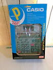 Casio Printing Calculator HR-150TM Plus in Box with 1 FREE Roll TESTED