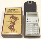 Vintage Marathon Sanyo Calculator Pedometer Jogging Meter CX 7250 Japan 1979
