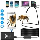 F140 7mm 1280*720 WIFI Endoscope Camera Cable For Windows For Android For iOS US